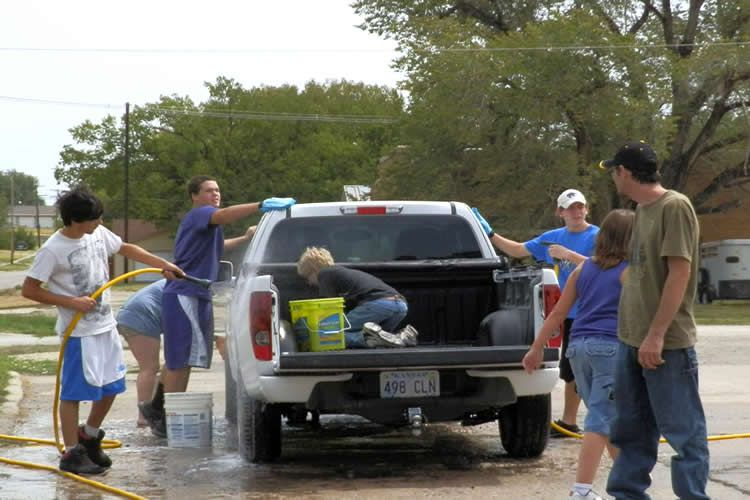Youth Council Car Wash